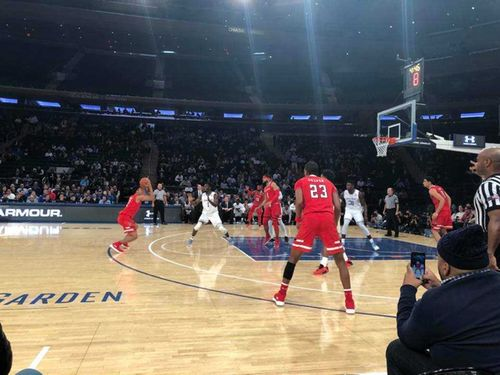 Our Night at The Garden: A Vet Tix VIP Experience