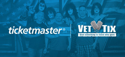 Ticketmaster Helps Veterans Access Free And Discounted Live Event Tickets With Vet Tix Partnership